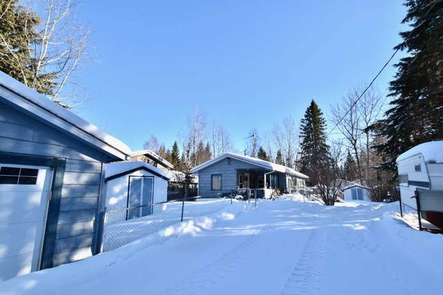 396 Mewatha Drive, Rural Athabasca County, AB T0A 0M0 (#E4229351) :: RE/MAX River City