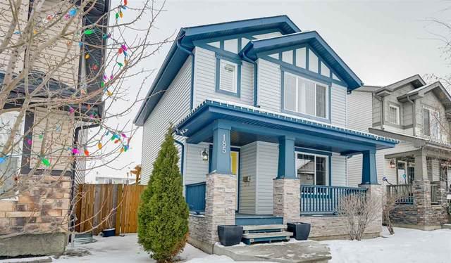 185 Cranston Place, Fort Saskatchewan, AB T8L 0K9 (#E4229353) :: RE/MAX River City