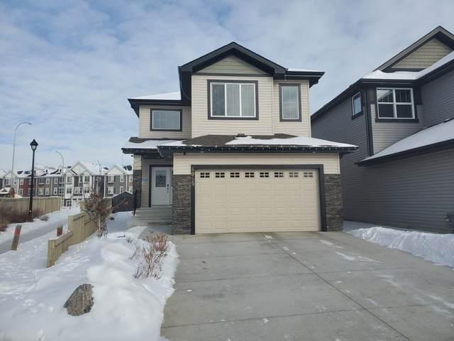 4065 Alexander Way, Edmonton, AB T6W 2C6 (#E4229374) :: RE/MAX River City