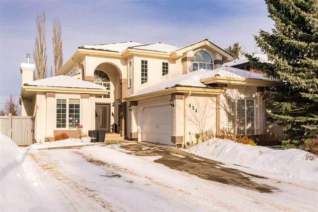 454 Olsen Close, Edmonton, AB T6R 1L1 (#E4229389) :: RE/MAX River City