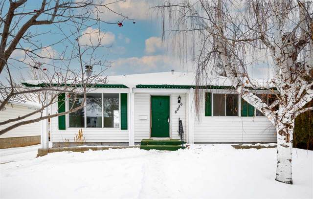 8986 95 Avenue, Fort Saskatchewan, AB T8L 1C3 (#E4229394) :: The Foundry Real Estate Company