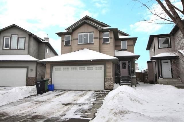 102 Galloway Wynd, Fort Saskatchewan, AB T8L 0A7 (#E4229455) :: The Foundry Real Estate Company