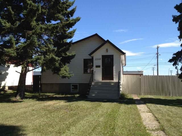 12105 122 Street, Edmonton, AB T5L 0C9 (#E4229464) :: RE/MAX River City