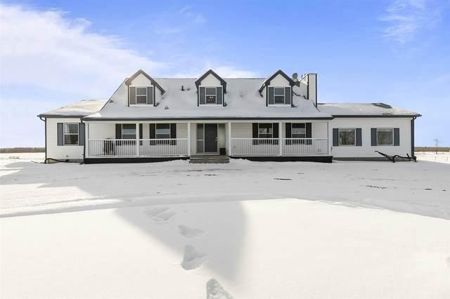 63214 Rge Rd 424 SE, Rural Bonnyville M.D., AB T9M 1N2 (#E4229466) :: Initia Real Estate