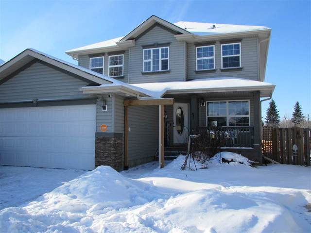 61 Birch Place, Fort Saskatchewan, AB T8L 0A5 (#E4229476) :: The Foundry Real Estate Company