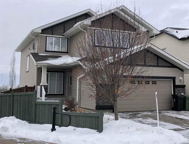 106 Wellington Place, Fort Saskatchewan, AB T8L 0G3 (#E4229493) :: The Foundry Real Estate Company