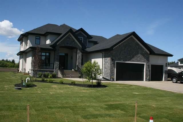 420 52320 RGE RD 231, Rural Strathcona County, AB T8B 1A9 (#E4229509) :: Initia Real Estate