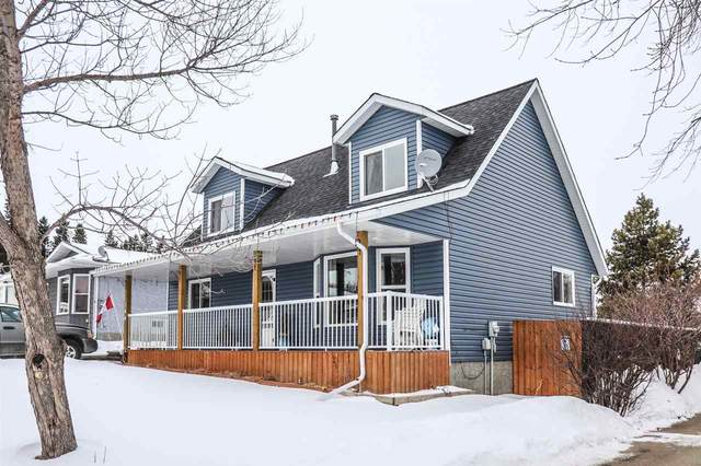 144 Porter Ave, Millet, AB T0C 1Z0 (#E4229519) :: RE/MAX River City