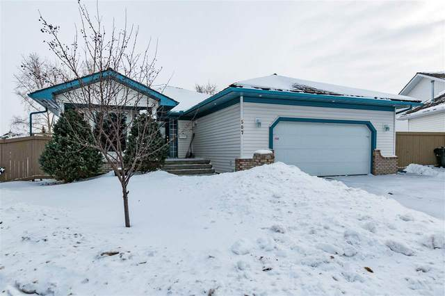 507 Regency Drive, Sherwood Park, AB T8A 5N2 (#E4229521) :: The Foundry Real Estate Company