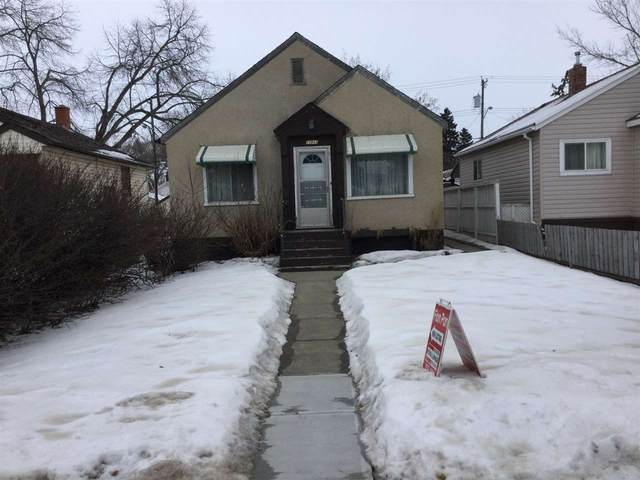 11543 101 Street, Edmonton, AB T5G 2B2 (#E4229526) :: RE/MAX River City
