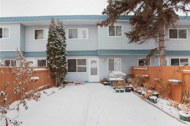 11C-8725 184 Street, Edmonton, AB T5T 1P8 (#E4229527) :: Initia Real Estate