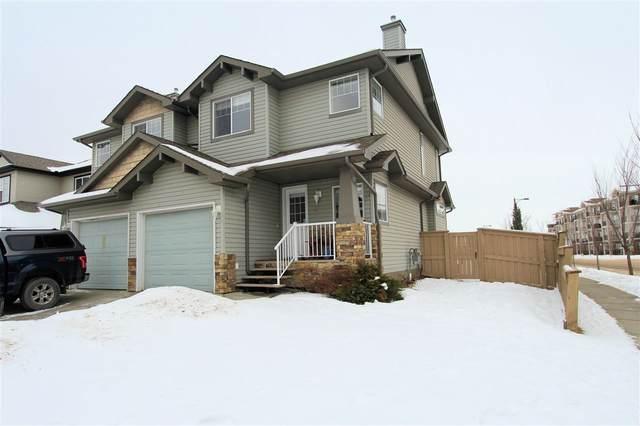 8703 Stein Lane, Edmonton, AB T6R 0E2 (#E4229544) :: Initia Real Estate