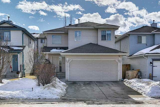1817 35 Avenue, Edmonton, AB T6T 1Y9 (#E4229550) :: RE/MAX River City