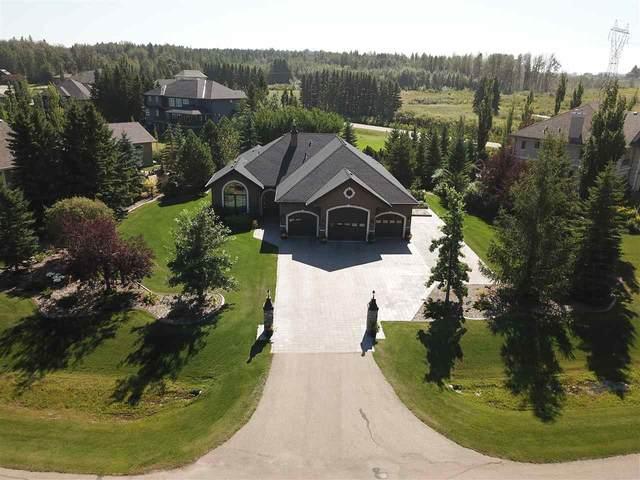 33 53217 RGE RD 263, Rural Parkland County, AB T7X 3G2 (#E4229595) :: Initia Real Estate