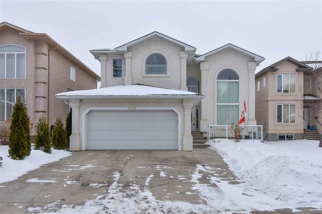 3449 32A Street, Edmonton, AB T6T 1T7 (#E4229597) :: RE/MAX River City