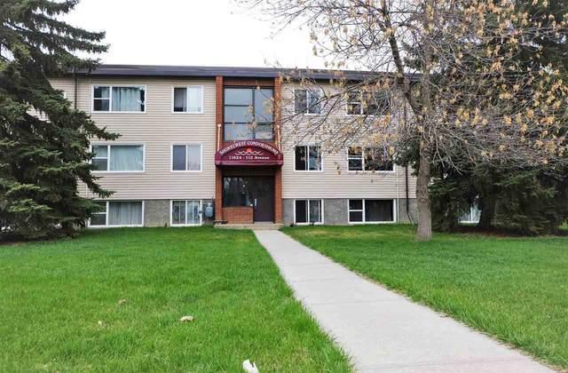 10 11624 112 Avenue, Edmonton, AB T5G 0H7 (#E4229638) :: RE/MAX River City