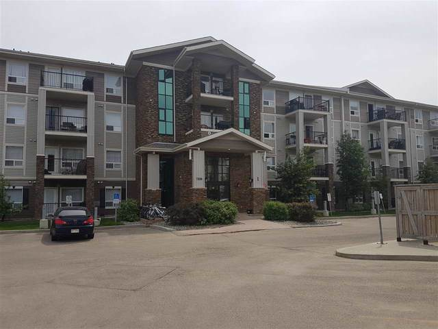 1121 7339 South Terwillegar Drive W, Edmonton, AB T6R 0E1 (#E4229686) :: Initia Real Estate