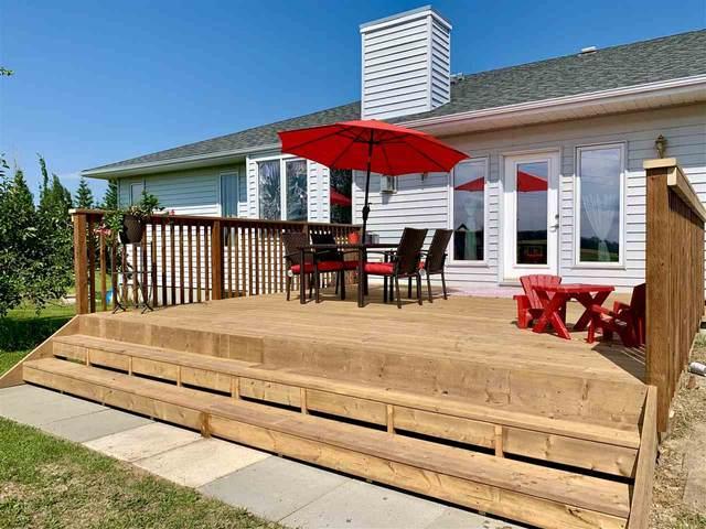 140 50202 RGE RD 244 A, Rural Leduc County, AB T4X 0P4 (#E4229691) :: Initia Real Estate