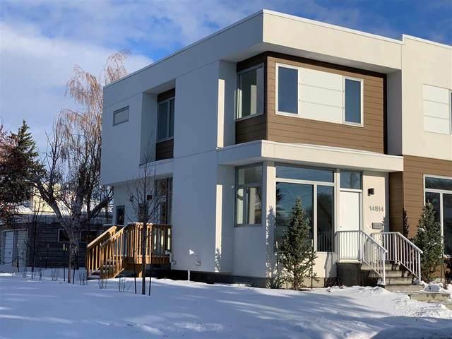 14814 98 Avenue, Edmonton, AB T5N 0H1 (#E4229710) :: RE/MAX River City