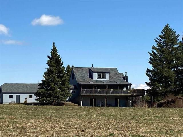 41064 Twp Rd 463, Rural Wetaskiwin County, AB T0C 2X0 (#E4229723) :: Initia Real Estate