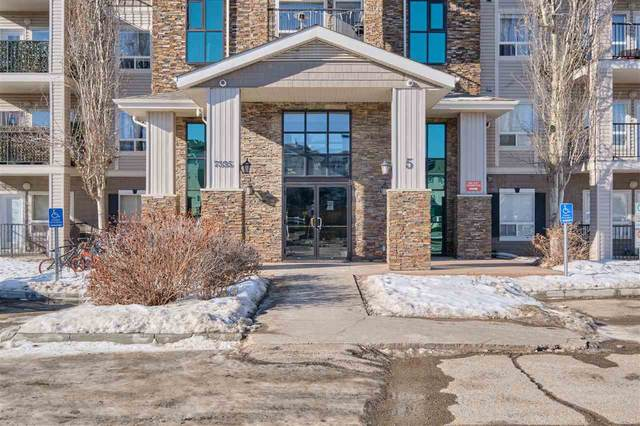 5318 7335 South Terwillegar Drive, Edmonton, AB T6R 0M1 (#E4229767) :: Initia Real Estate