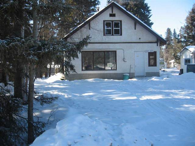 5821 49 Street, Rural Wetaskiwin County, AB T0C 2C0 (#E4229769) :: RE/MAX River City