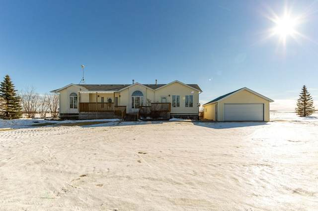 443073 Rge Rd 232, Rural Wetaskiwin County, AB T9A 1W9 (#E4229782) :: Initia Real Estate
