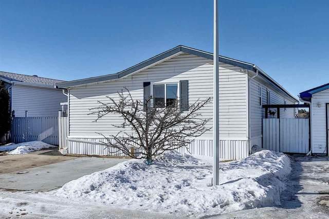3123 Lakewood Crescent, Edmonton, AB T5S 1T7 (#E4229893) :: RE/MAX River City