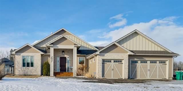 2037 Spring Lake Drive, Rural Parkland County, AB T7Z 0G8 (#E4229898) :: RE/MAX River City