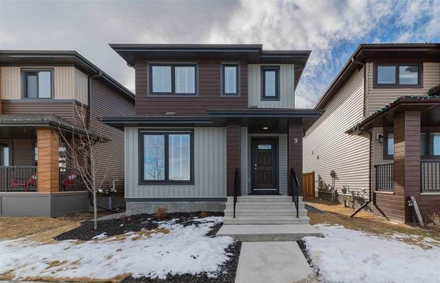 9 Tribute Common, Spruce Grove, AB T7X 0W5 (#E4229901) :: RE/MAX River City