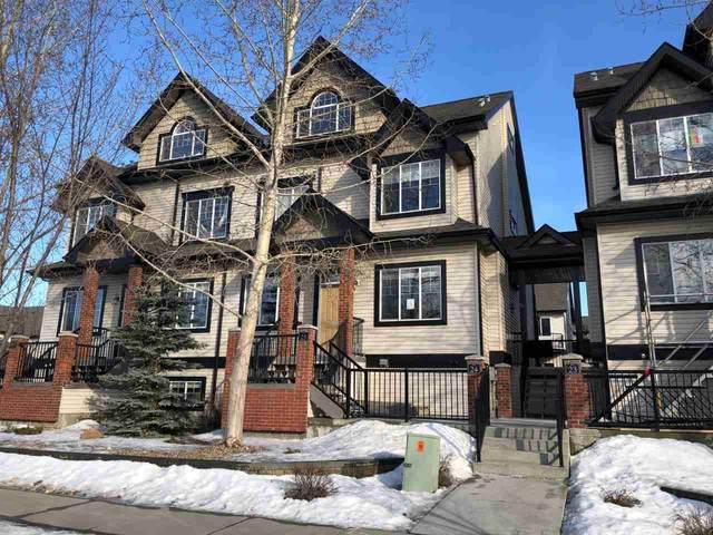 24 4821 Terwillegar Common, Edmonton, AB T6W 3M4 (#E4229929) :: Initia Real Estate