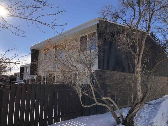 128 Roseland Village, Edmonton, AB T5E 5R6 (#E4229936) :: RE/MAX River City