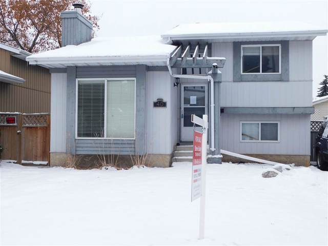 40 Greenwood Drive, Spruce Grove, AB T7X 1X4 (#E4229947) :: RE/MAX River City