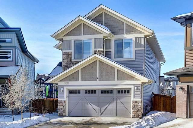 3610 Parker Close SW, Edmonton, AB T6W 3A9 (#E4229956) :: RE/MAX River City