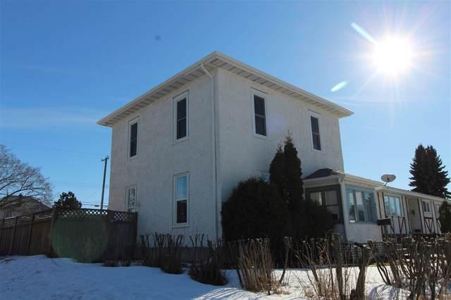 4311 53A ST, Wetaskiwin, AB T9A 1S3 (#E4229965) :: Initia Real Estate
