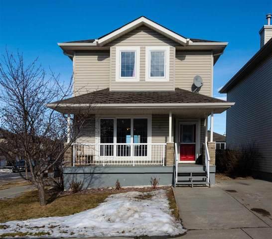 2 Vaughn Avenue, Spruce Grove, AB T7X 4M6 (#E4229967) :: Initia Real Estate