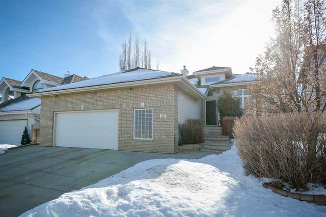 27 Outlook Place, St. Albert, AB T8N 6J2 (#E4229974) :: Initia Real Estate