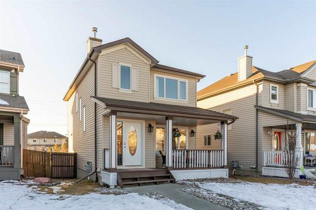 80 Summerfield Wynd, Sherwood Park, AB T8H 2P5 (#E4229998) :: RE/MAX River City