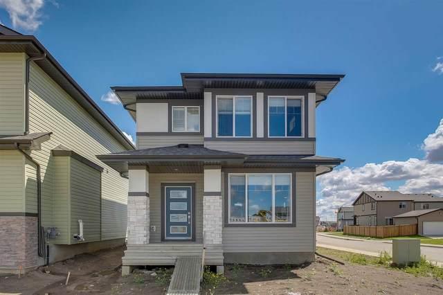 596 Glenridding Ravine Drive SW, Edmonton, AB T6W 4N9 (#E4230040) :: RE/MAX River City