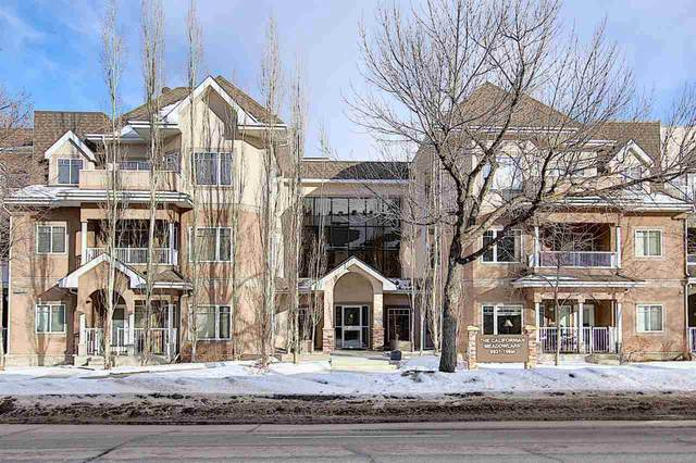 115 8931 156 Street, Edmonton, AB T5R 1Y6 (#E4230069) :: RE/MAX River City