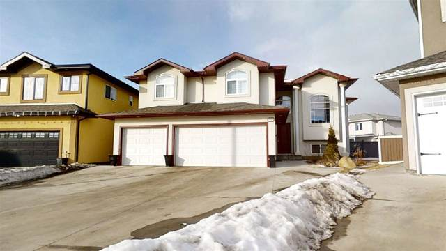 2848 36 Avenue, Edmonton, AB T6T 0H7 (#E4230085) :: RE/MAX River City