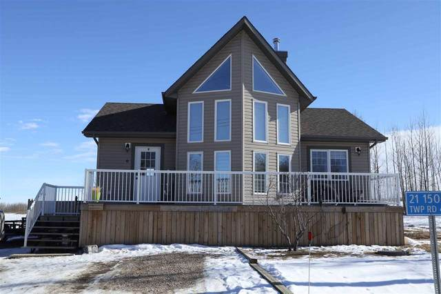 21-15065 Twp 470, Rural Wetaskiwin County, AB T0C 2V0 (#E4230092) :: RE/MAX River City