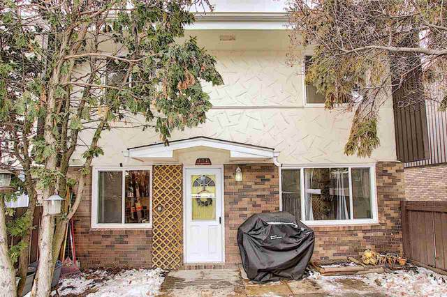 172 Roseland Village NW, Edmonton, AB T5E 5R6 (#E4230135) :: RE/MAX River City