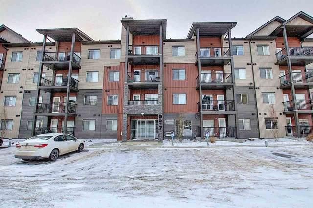 401 9517 160 Avenue, Edmonton, AB T5Z 0N1 (#E4230137) :: RE/MAX River City