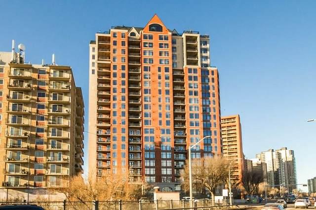 404 9020 Jasper Avenue, Edmonton, AB T5H 3S8 (#E4230141) :: Initia Real Estate