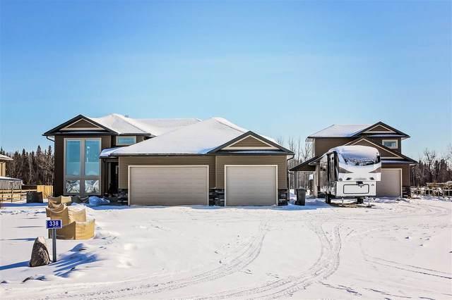 338 42230 TWP RD 632, Rural Bonnyville M.D., AB T0A 0B0 (#E4230178) :: Initia Real Estate