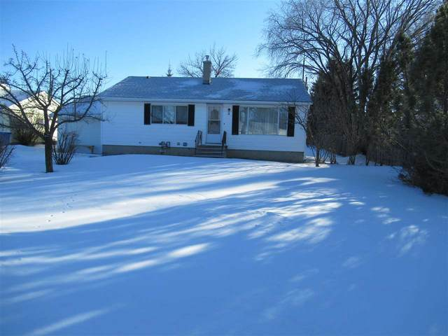 4818 32 Street, Rural Wetaskiwin County, AB T0C 2C0 (#E4230226) :: RE/MAX River City
