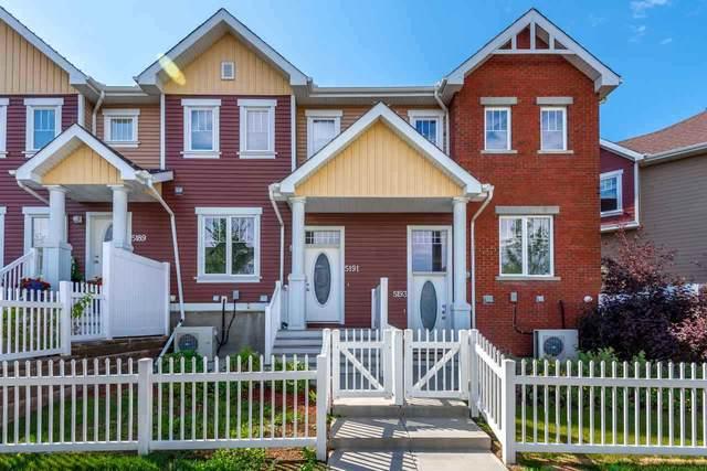 5191 Terwillegar Boulevard, Edmonton, AB T6R 0S3 (#E4230263) :: Initia Real Estate