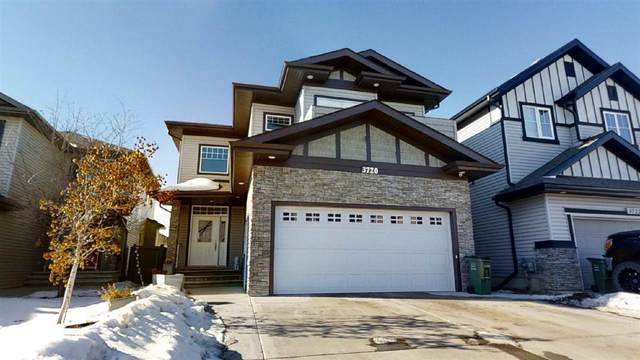3720 13 Street, Edmonton, AB T6T 0G3 (#E4230274) :: RE/MAX River City