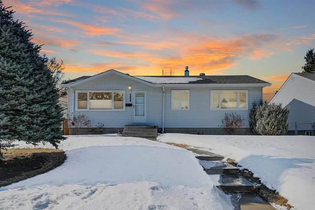 9004 146 Street, Edmonton, AB T5R 0V9 (#E4230381) :: RE/MAX River City